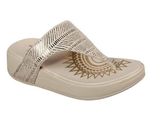 Dames slippers Retrogrades Natural