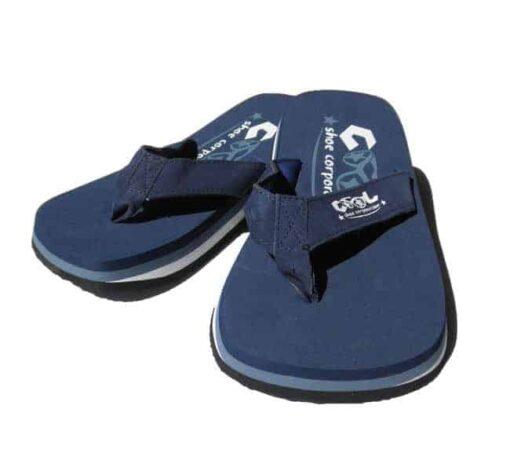 Coolshoe slippers blauw