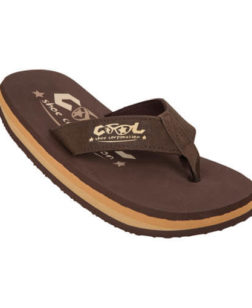 Coolshoe slippers chestnut 2016
