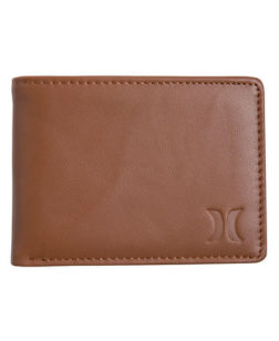 Leather wallet Hurley