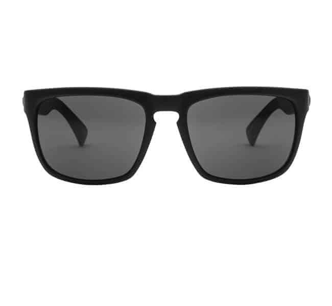 Electric zonnebrillen-knoxville mat zwart_front