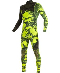 Full Wetsuit Quiksilver Green flash 32mm