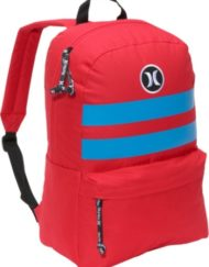 Hurley Block Party Backpack-red