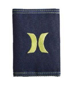 Hurlet wallet, portemonnee met klitenband