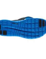 Hurley slippers-cyan_bottom
