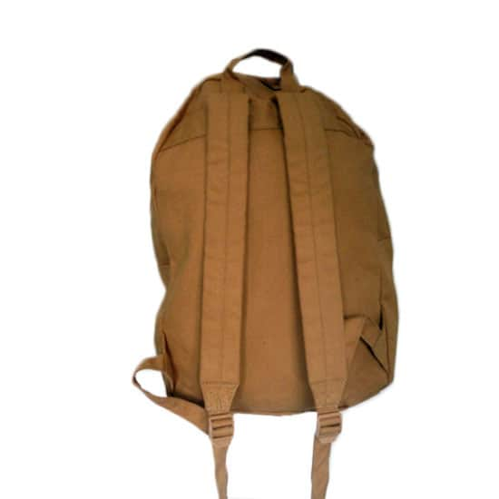 Hurley tas-cotton-sand-back