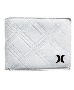 portemonnee, Hurley-wallet-wit