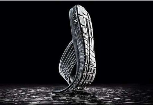 Nike free technolgie, zool techniek