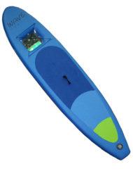 SUP board oppompbaar, SUP-blauw