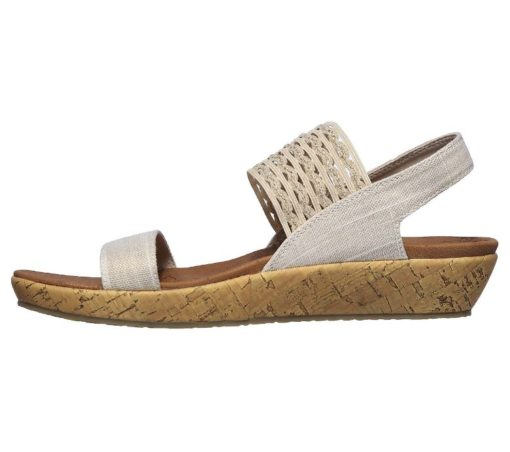 Skechers Brie Most wanted dames slippers 119013_NUDE (4)