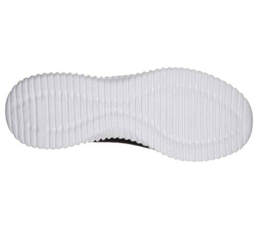 Skechers Elite Flex Wasik Heren Instappers 52649_BKW_B (2)
