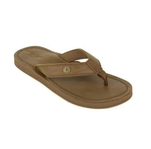 Heren slippers Coolshoe Pilat beige