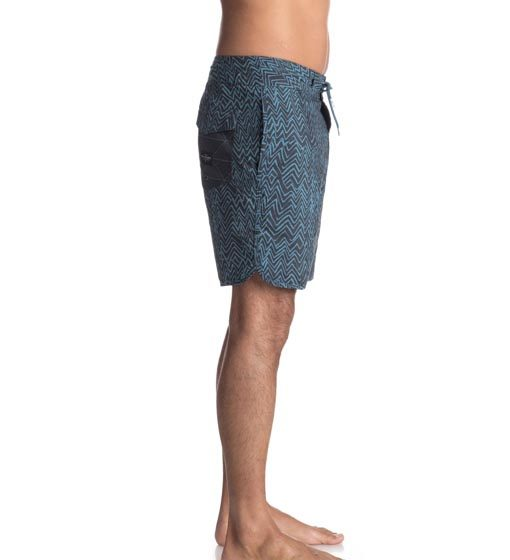 Quiksilver Zwembroek Heren.Quiksilver Boardshort Variable Blauw 18 Coolbreezz
