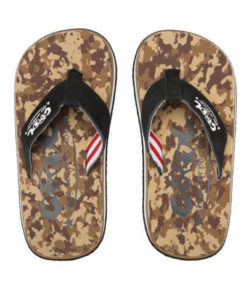 cool shoe heren slippers original desert camo