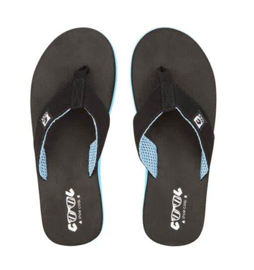coolshoe Djip black heren slippers