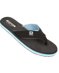 coolshoe Djip herenslippers zwart