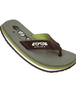 Original Slippers CoolShoe Kaki groen