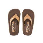 coolshoe slippers original chestnut cork 2