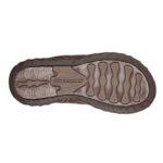heren slippers skechers bruin 8