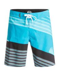 blauwe zwembroek