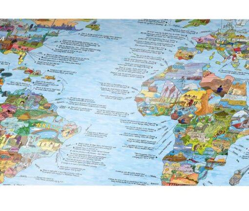 voetbal map. voetbal kaart