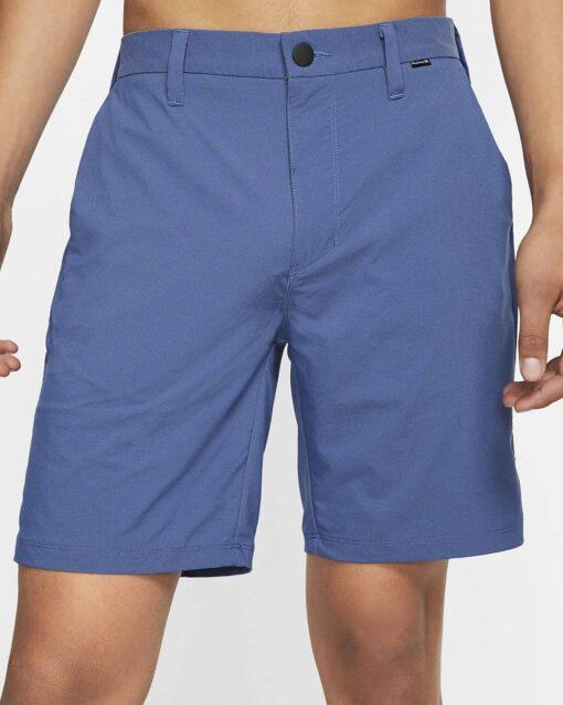 korte broek blauw zoom