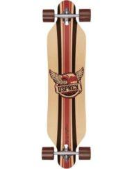 longboard hout