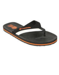 heren slipper zwart