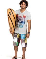 boardshort, zwembroek