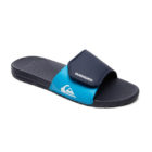 quiksilver slippers heren shoreline blauw