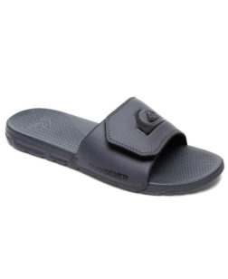quiksilver slippers heren shoreline grey