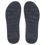 quiksilver slippers heren shoreline grey zool