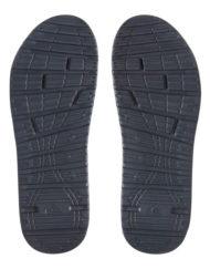 quiksilver slippers heren shoreline blauw