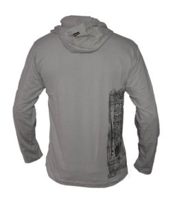 mormaii shirt grey