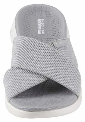 skechers-slippers on the go voetbed