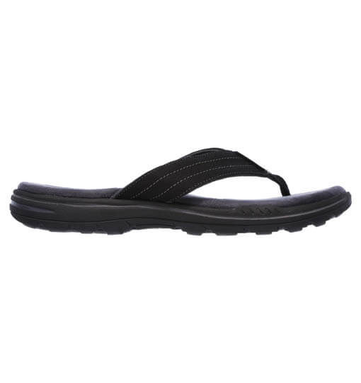 slippers black 3