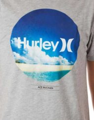 t-shirt heren Hurley AceBuchan-