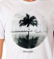 t-shirt heren Hurley Rob Machado