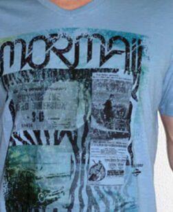 t shirt kopen online blauw-z 180470