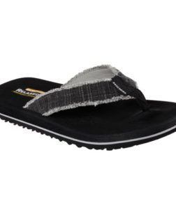 heren slippers zwart