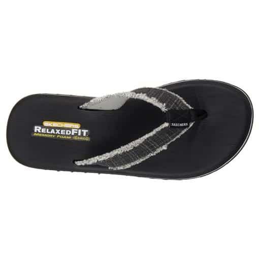 Heren slippers zwart Tantric