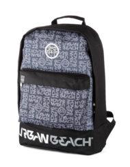 rug tas zwart / grijs
