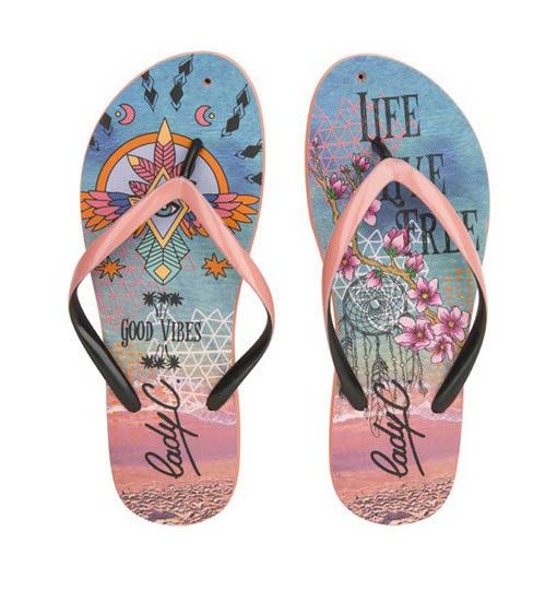 teenslipper CoolShoe Roly-damesslippers