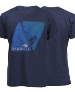 blauw tshirt