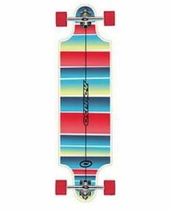 Longboard kopen , Opsprey longboard, stripe, ty5481