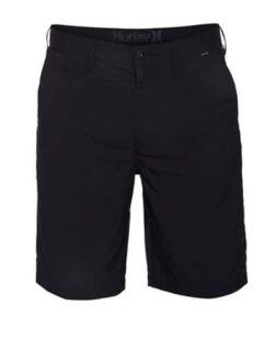 korte broek heren zwart