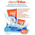 zonnebrand Island Tribe-ad splash